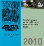 Das Jahresprogramm des Bauernhofmuseums Kleinlosnitz - vor und nach unserer Überarbeitung