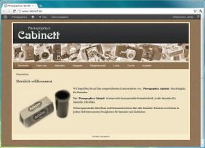 www.cabinett.de